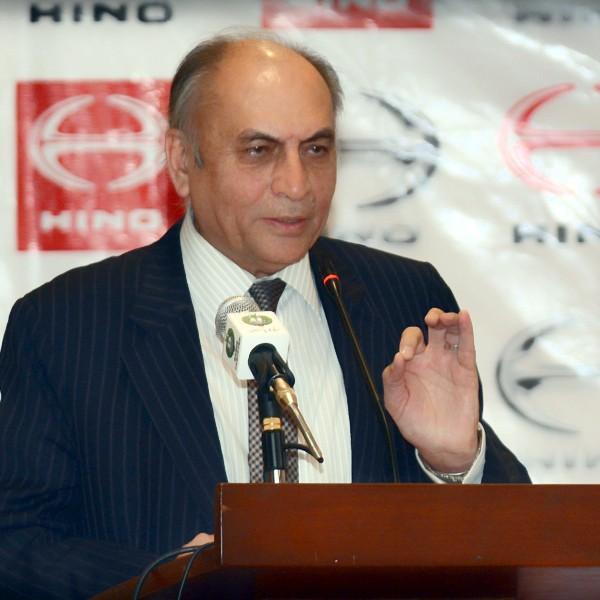Prof Ejaz Ahmed Faruqi